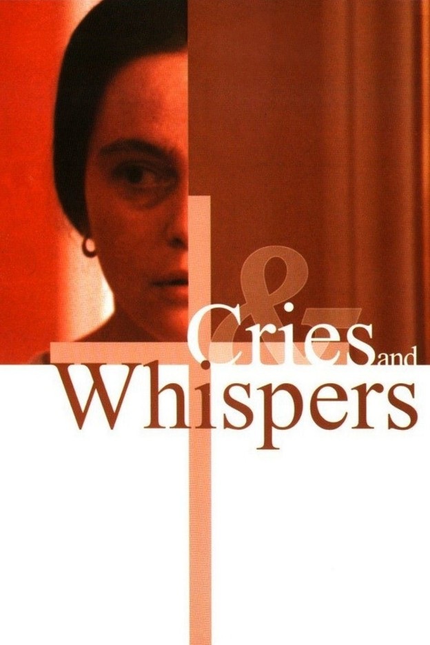 "Poster for the movie ""Cries and Whispers"""