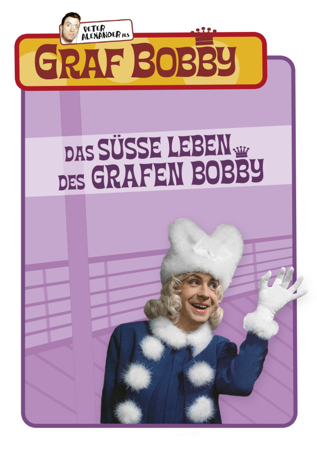 "Poster for the movie ""Das süße Leben des Grafen Bobby"""