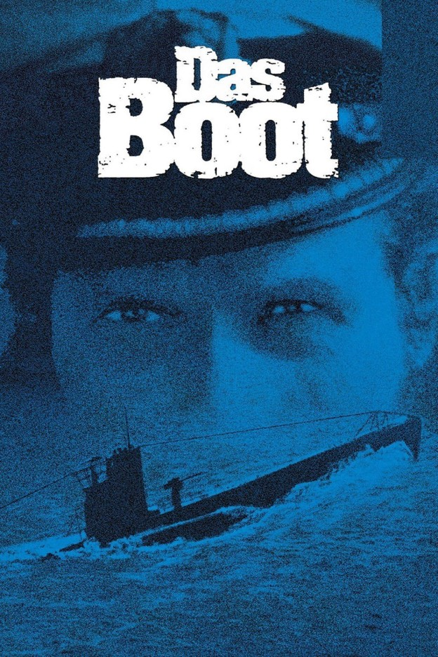 "Poster for the movie ""Das Boot"""